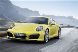 Car review: Porsche 911 Carrera 4