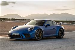 Car review: Porsche 911 GT3
