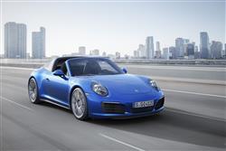 Car review: Porsche 911 Targa 4