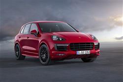 Car review: Porsche Cayenne GTS