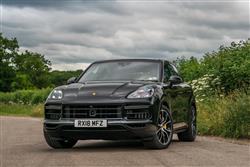 Car review: Porsche Cayenne Turbo