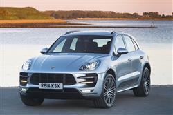 Car review: Porsche Macan Turbo