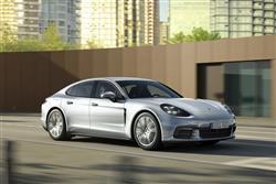 Car review: Porsche Panamera