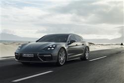 Car review: Porsche Panamera Sport Turismo