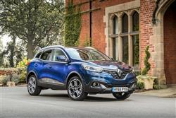Car review: Renault Kadjar 1.5 dCi 110