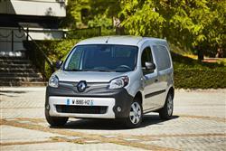Van review: Renault Kangoo Z.E. 33