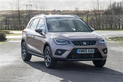 Car review: SEAT Arona 1.0 TSI