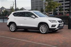SEAT ATECA DIESEL ESTATE 1.6 TDI Ecomotive SE Technology 5dr