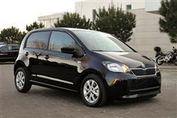 Car review: Skoda Citigo Black