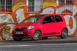 Car review: Skoda Citigo Monte Carlo