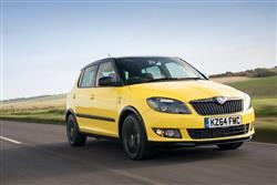 Car review: Skoda Fabia 1.4 TDI