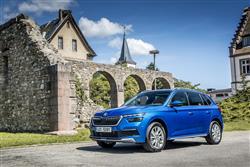 Car review: Skoda Kamiq