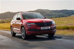 Car review: Skoda Karoq