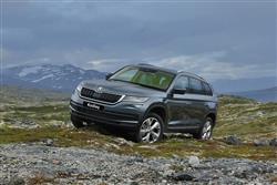 Car review: Skoda Kodiaq 2.0 TDI 190PS