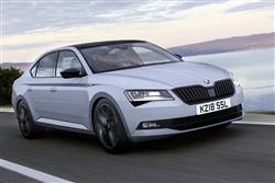 Car review: Skoda Superb