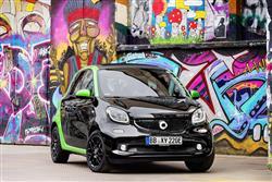 Car review: smart forfour EQ