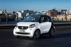 Car review: smart fortwo