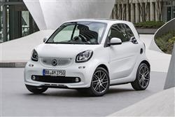 Car review: smart fortwo BRABUS