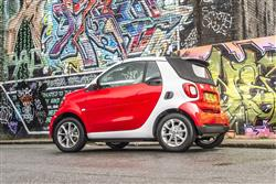 SMART FORTWO CABRIO 0.9 Turbo Passion 2dr