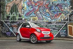 Car review: smart fortwo cabrio
