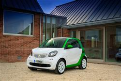 Car review: smart fortwo electric drive