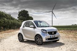 Car review: smart fortwo EQ