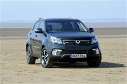 Car review: SsangYong Korando