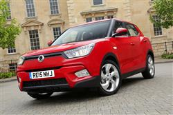 Car review: SsangYong Tivoli