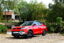 Car review: SsangYong Tivoli XLV