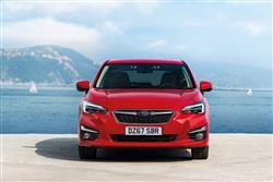 Car review: Subaru Impreza