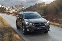 Car review: Subaru Outback