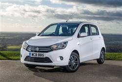Car review: Suzuki Celerio