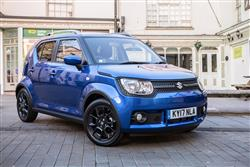 Car review: Suzuki Ignis 1.2 Dualjet SHVS SZ5 ALLGRIP