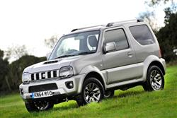 SUZUKI JIMNY ESTATE SPECIAL EDITIONS 1.3 VVT Adventure 3dr