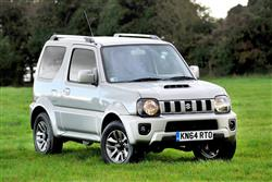 Car review: Suzuki Jimny