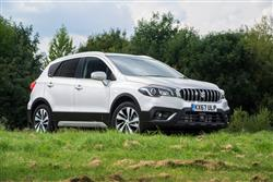 Car review: Suzuki SX4 S-CROSS