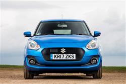 Car review: Suzuki Swift 1.2 SZ3 Dualjet