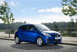 Car review: Suzuki Swift 1.2 SZ4 Dualjet