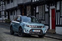 Car review: Suzuki Vitara