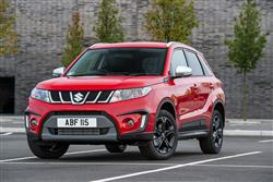 Car review: Suzuki Vitara