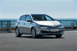 Car review: Toyota Auris 1.3 VVT-I