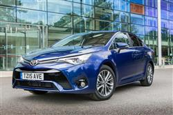 Car review: Toyota Avensis
