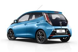 1.0 Vvt-I X-Cite 4 Tss 5Dr [x-Nav] Petrol Hatchback