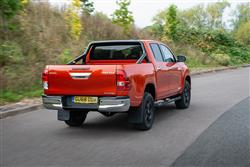 Diesel Active D/Cab Pick Up 2.4 D-4D [3.5t Tow]
