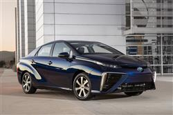 Car review: Toyota Mirai