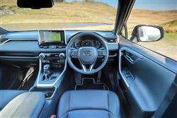 2.5 VVT-i Hybrid Dynamic 5dr CVT [PaR/JBL+PVM] 2WD Hybrid Estate