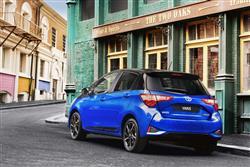 1.5 VVT-i Design 5dr CVT [Nav/Pan Roof] Petrol Hatchback