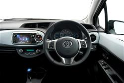 1.5 Hybrid Blue Bi-Tone 5Dr Cvt [nav] Hybrid Hatchback