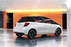1.0 Vvt-I Icon Tech 5Dr Petrol Hatchback