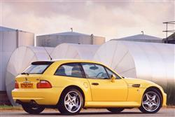 Car review: BMW M - Coupe (1998 - 2003)
